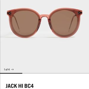 New Gentle Monster Sunglasses in Jack hi Bc4